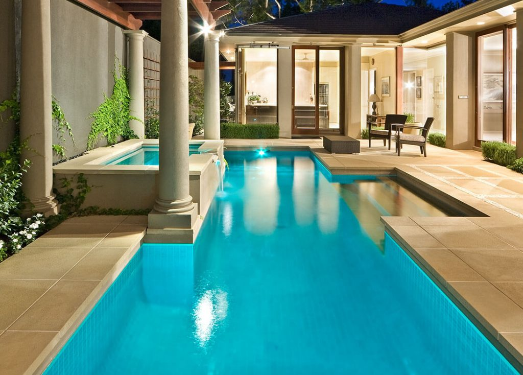 Lap Pools - Exceptional Design and Functionality   Natural Pools