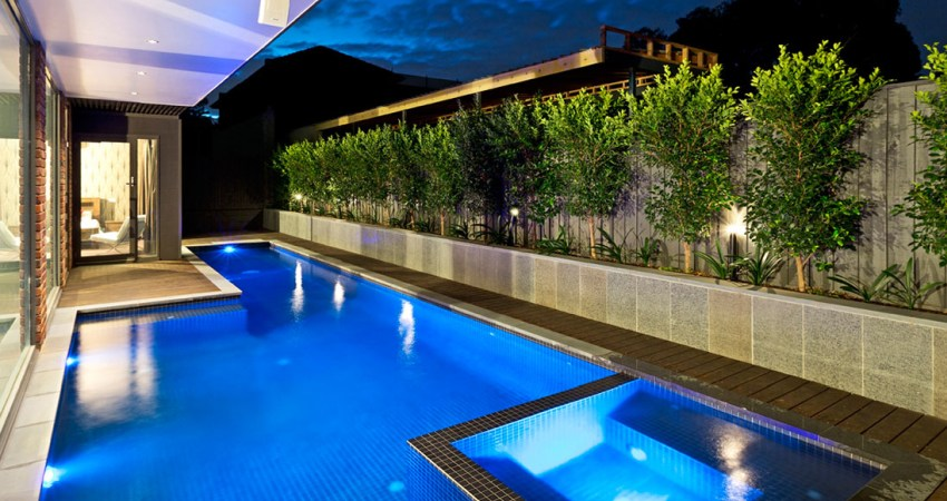Natural Pools Lap Pools for Interior and Exterior Applications