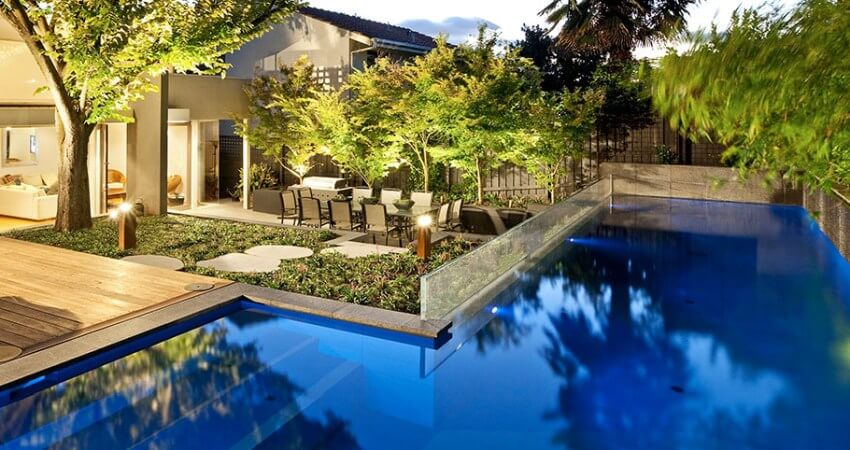 Natural Pools Luxury Concrete Pools For Every Backyard