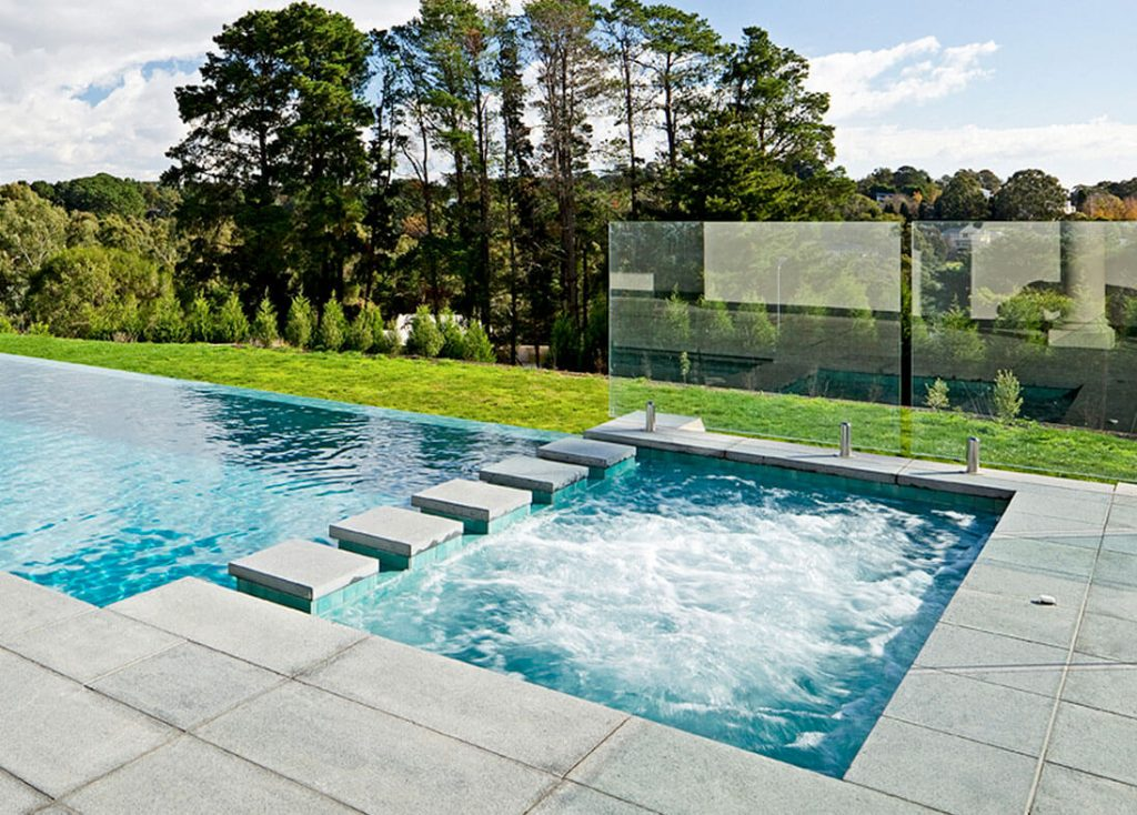 Spa Design - Residential and Commercial Spas | Natural Pools