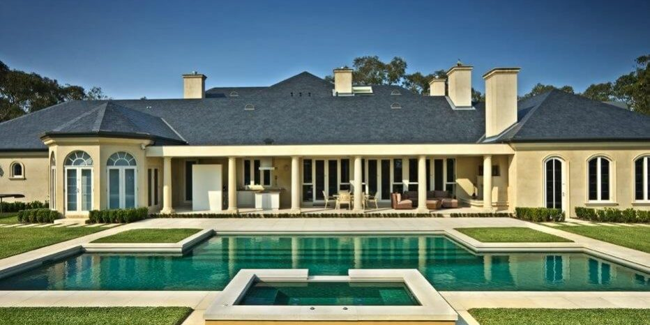 Stylish Pool Designs: Elegant and Contemporary Pool | Natural Pools