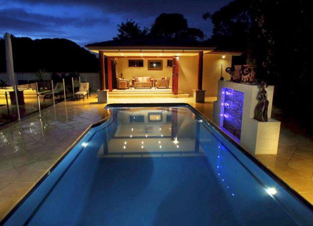 Building inground fibreglass pools