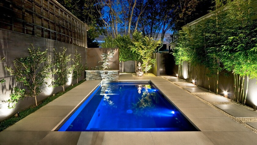 Natural Pools Plunge pools for small backyards