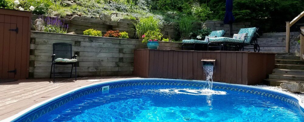Benefits of pool landscaping
